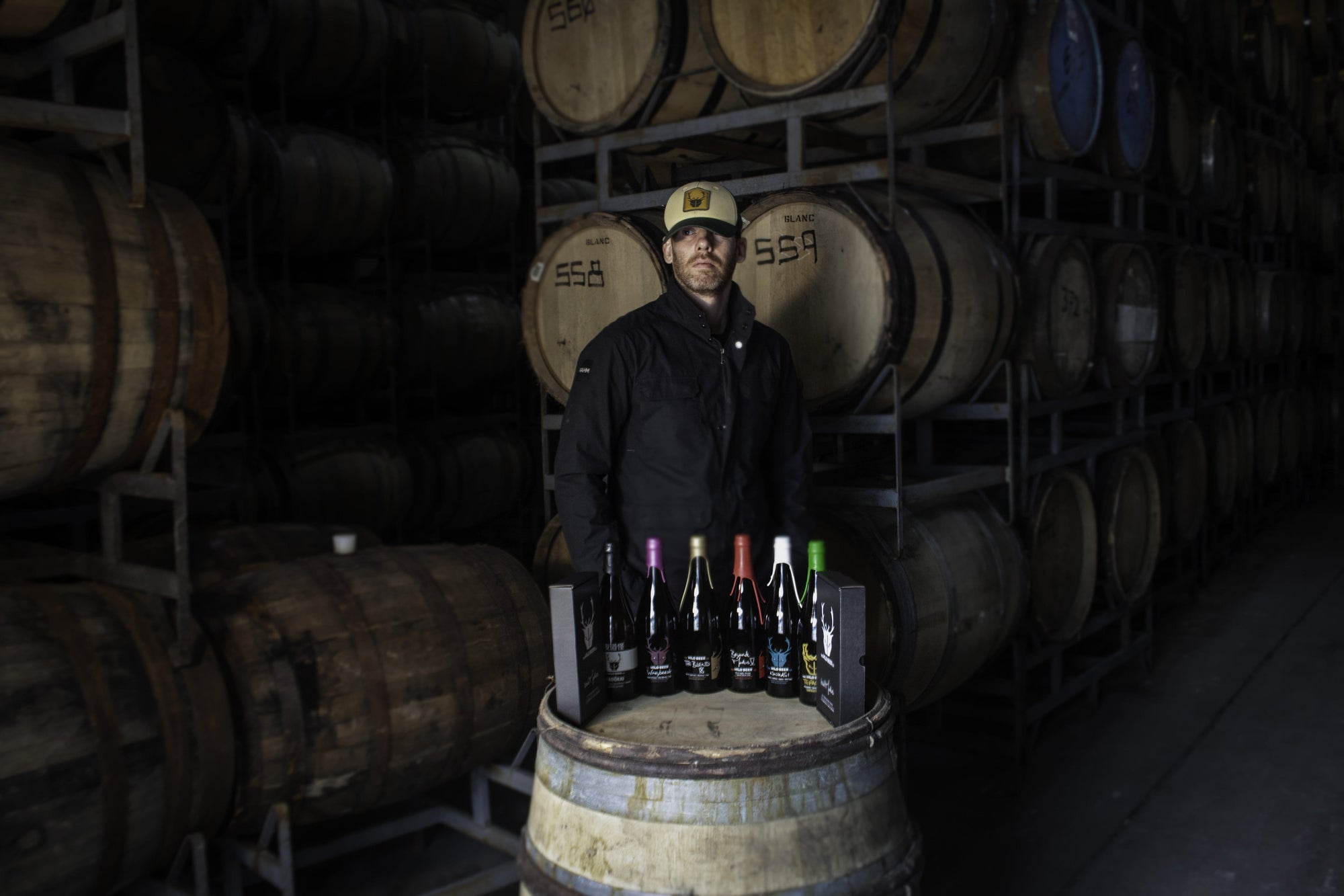 Wild Beer Co. X FRAHM Jacket