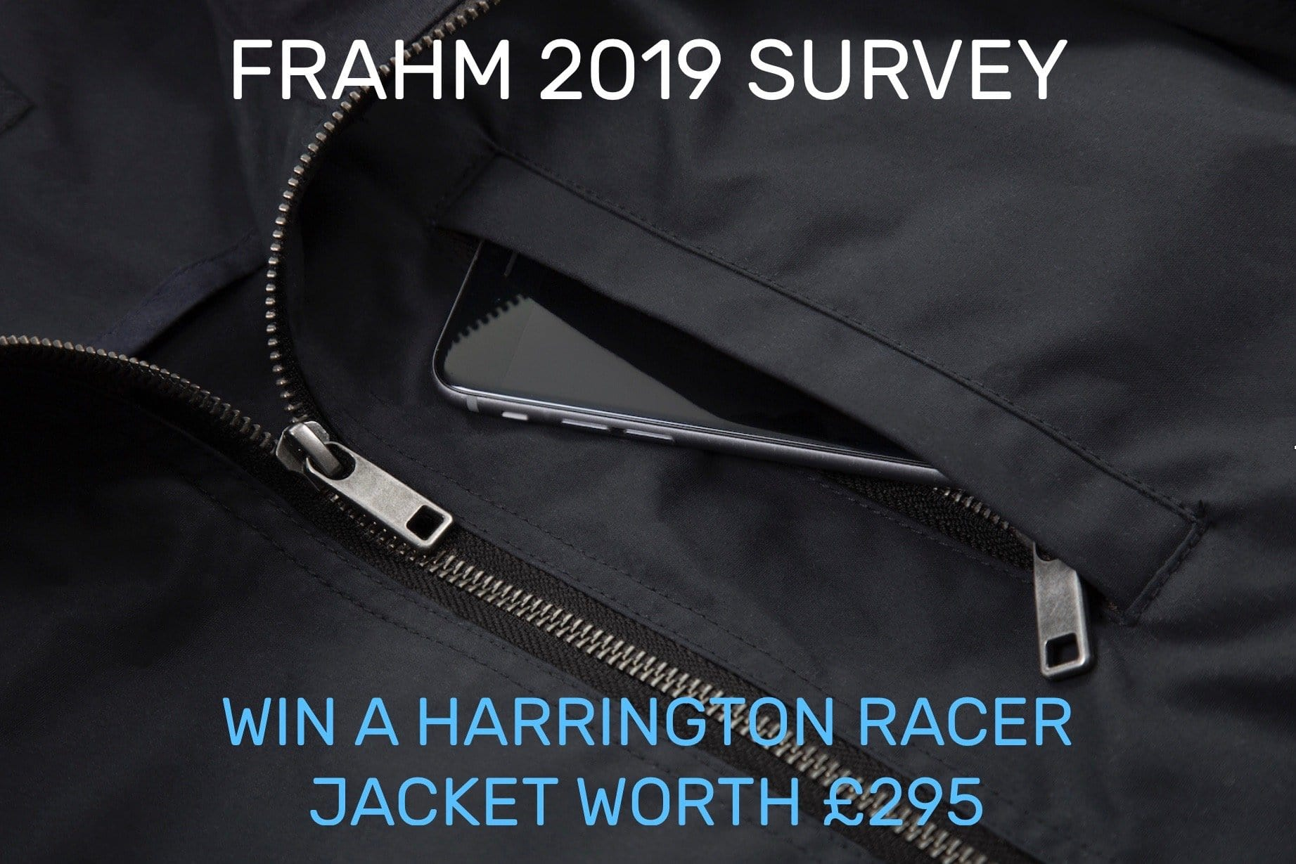 FRAHM 2019 SURVEY - HELP US HELP YOU (+ BRIBE)