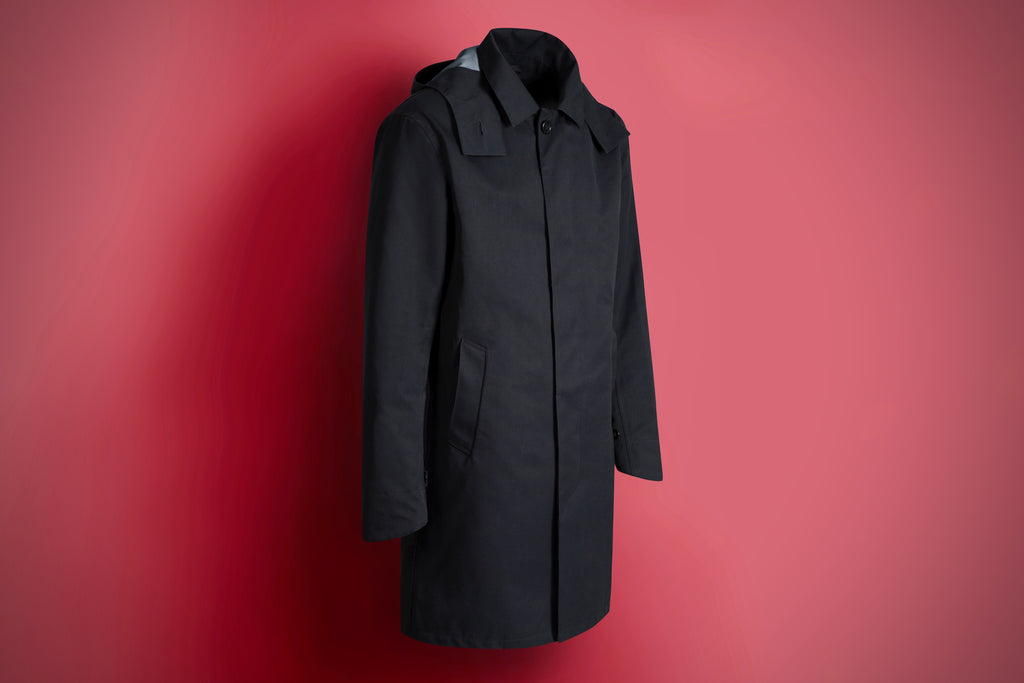 Frahm Waterproof city coat jacket