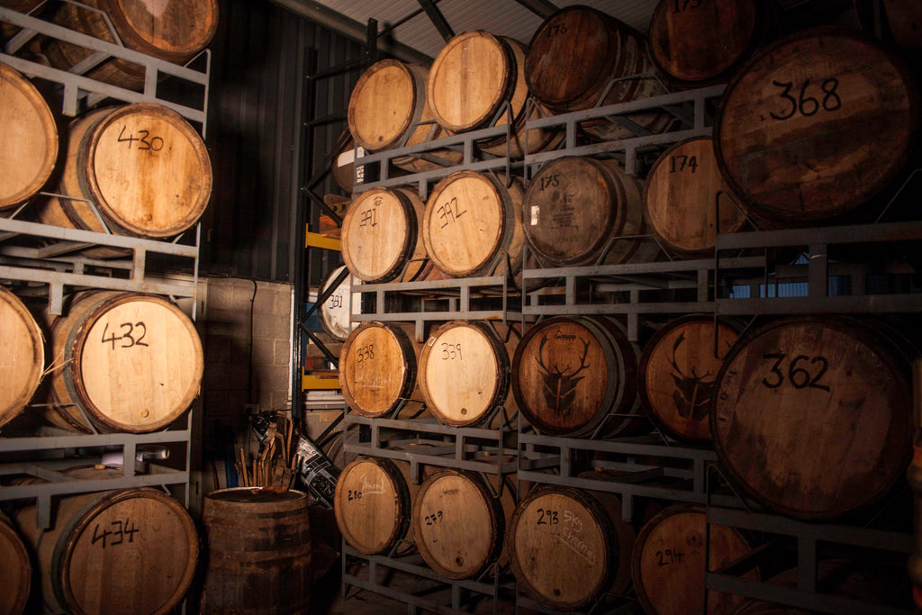 Wild Beer Co FRAHM Jacket barrel cellar