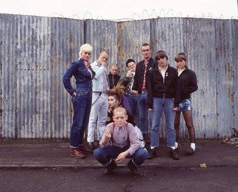 this is england harringtons