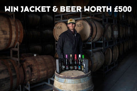 FRAHM Jacket Wild Beer Co competition