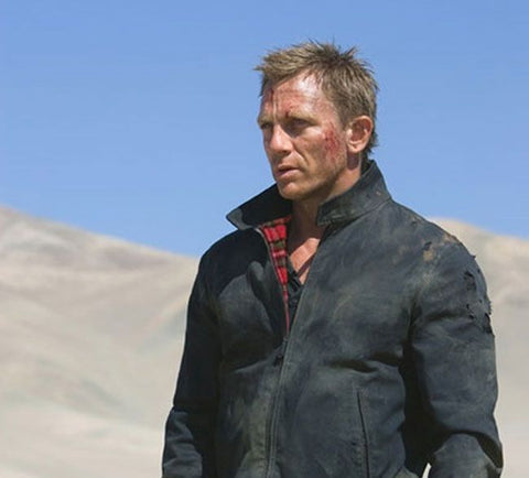 daniel craig harrington jacket
