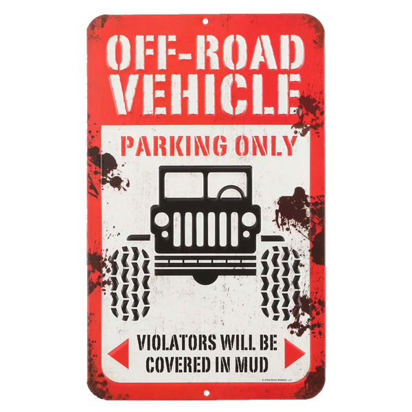 Off Road Vehicle Parking