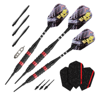 Viper Black Ice Darts 16-18gm