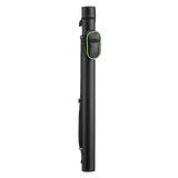 Casemaster Q-Vault Supreme Black with Green Trim Cue Case
