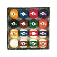 Viper Billiard Master Pool Balls