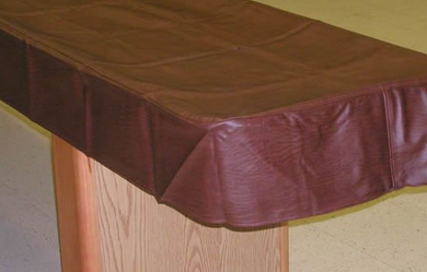 Sun-Glo Shuffleboard Cover in Brown