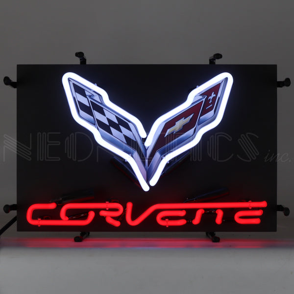 Corvette C7 Junior Neon Sign