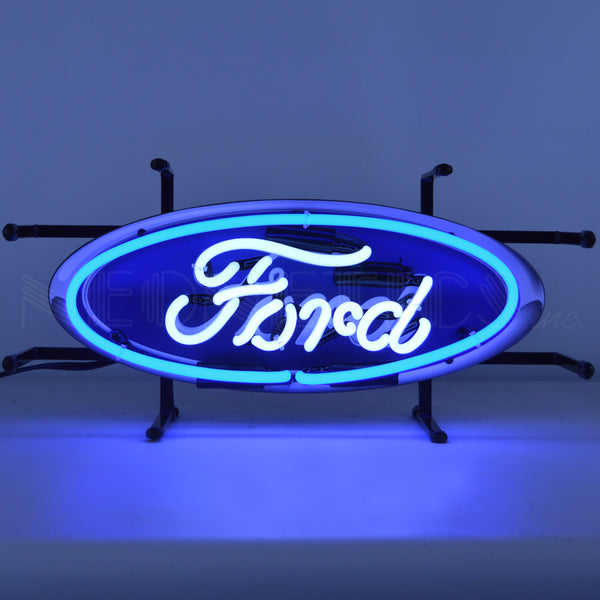 Ford Oval Junior Neon Sign