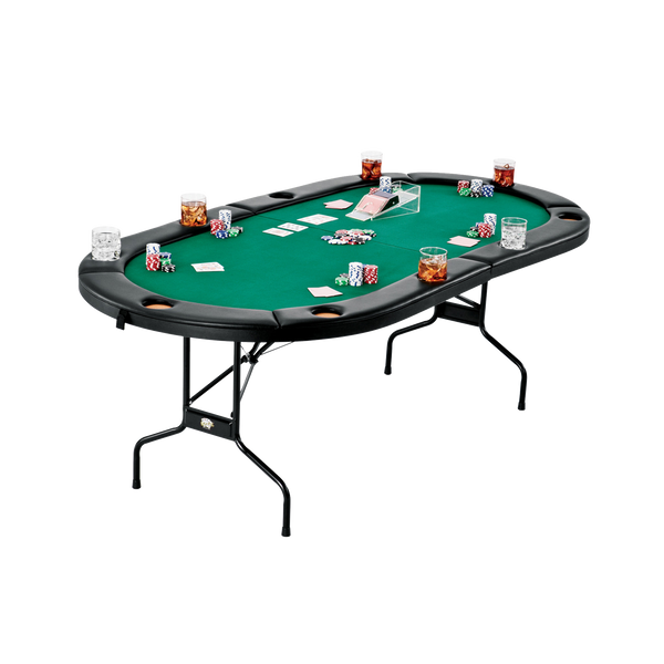 Fat Cat Texas Hold'em Table
