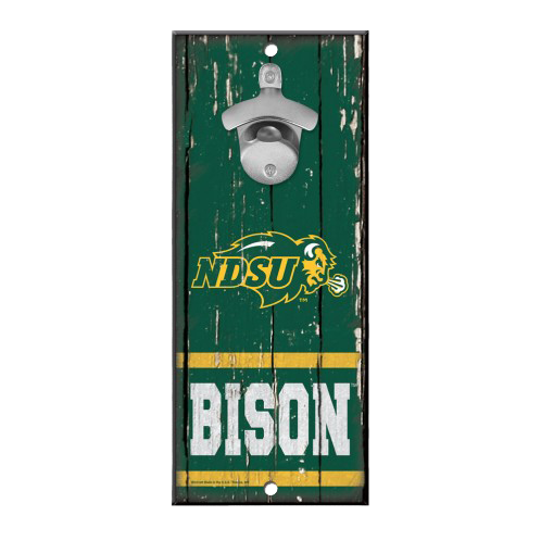 North Dakota State University Bottle Opener