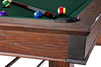 Brunswick Canton Billiards Table