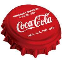 Coke Bottle Cap