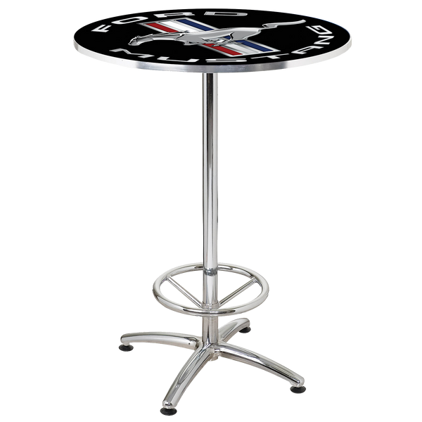 Ford Mustang Cafe Table