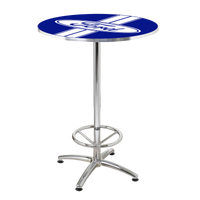 Ford Stripes Cafe Table