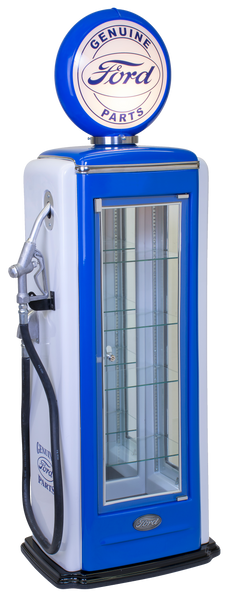 Ford Gas Pump Display Case