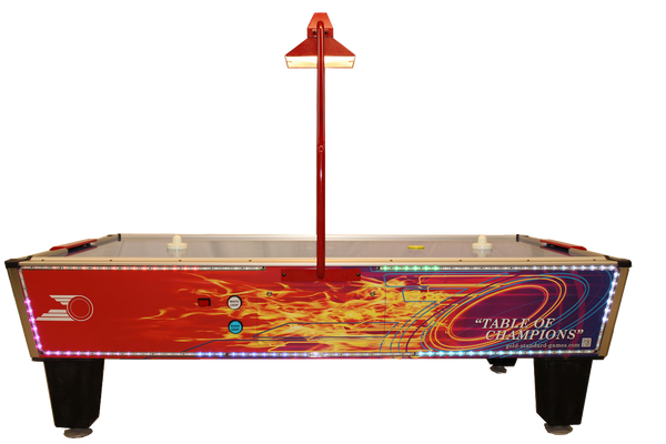 Shelti Gold Flare Pro Home Plus Air Hockey Table