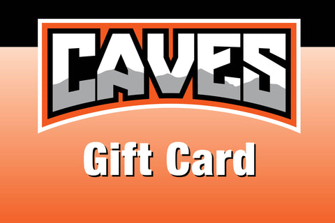 Caves Gift Card