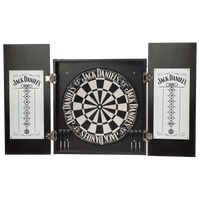 Jack Daniel's® Old No. 7 Dartboard Cabinet Set