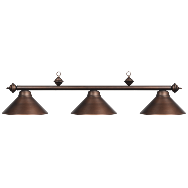 Lighting Metal 3 Light Fixture - Oil Rubbed Bronze