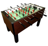 Shelti Pro Foos II Foosball Table in Mahogany