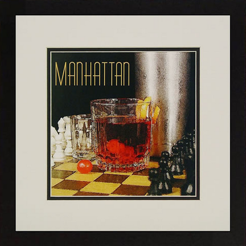 Manhattan Framed Artwork