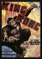 King Kong Framed Poster