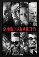 Sons of Anarchy: Samcro Framed Poster