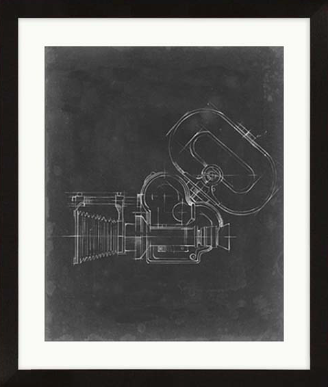 Film Camera Blueprint