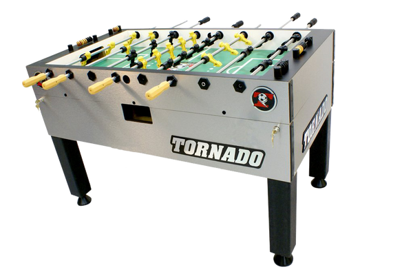 Tornado T-3000 Foosball - Single Goalie