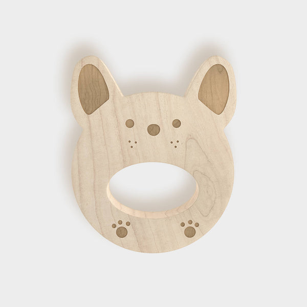 Frenchie Natural Teether