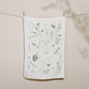 Tea Towel, Pantry