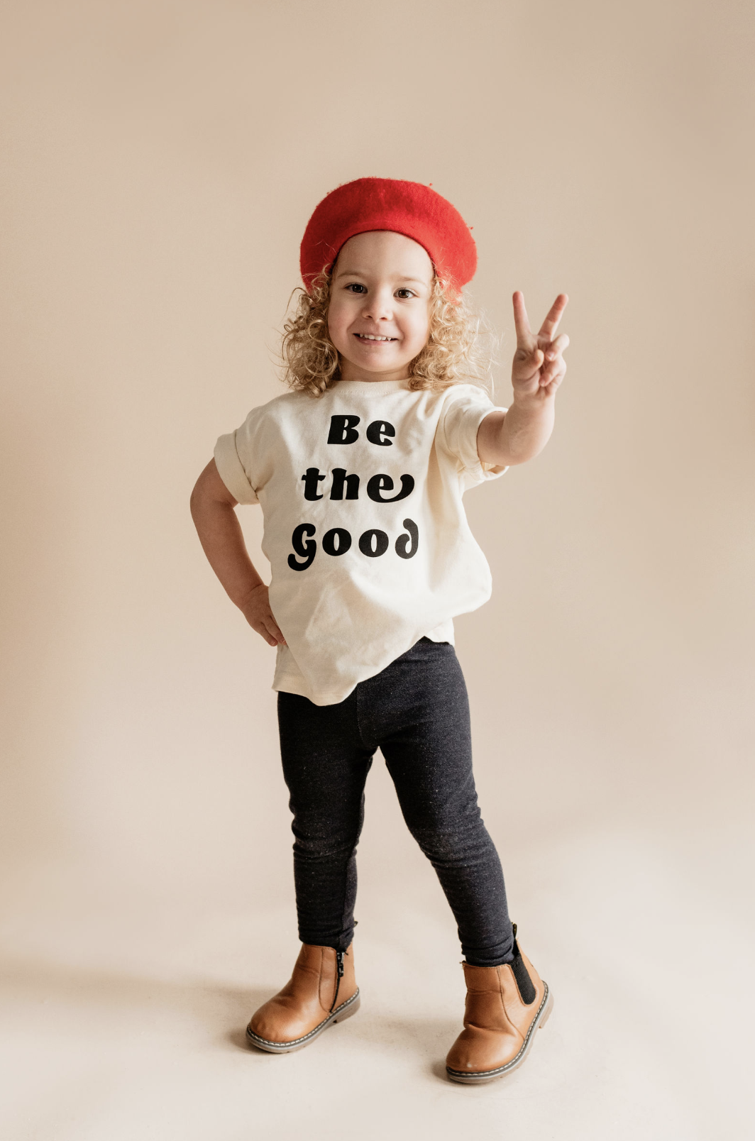 Tee, Be The Good Kid/Toddler