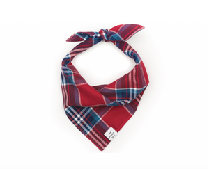 Bandana, Berkshire Plaid