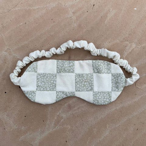 Quilted Sleep Mask