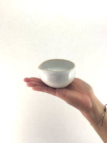 Ceramic Small Pour Bowl