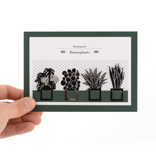 Bookmark, Houseplants