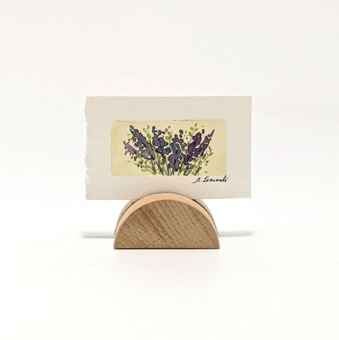 Mini Watercolor, Lavender
