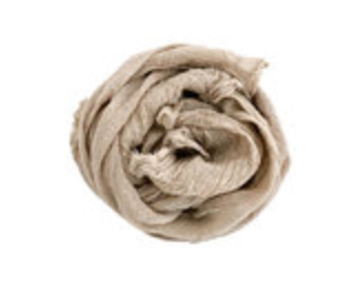 Fine Organic Cotton Scarf