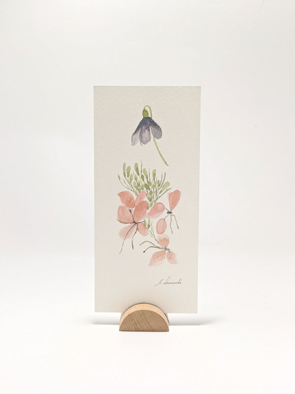 Botanicals, Original Watercolor
