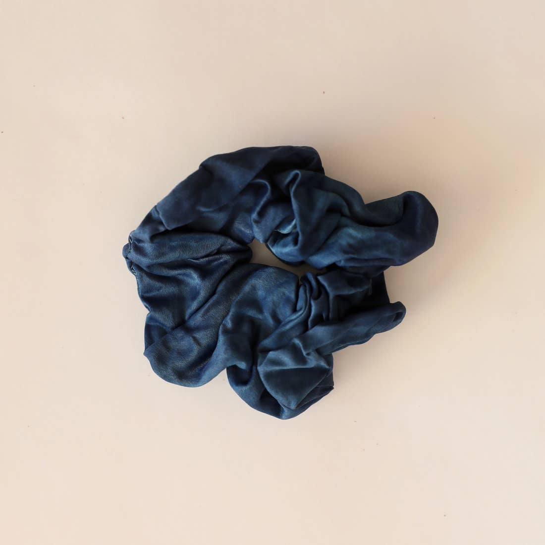 Naturally Dyed Scrunchie