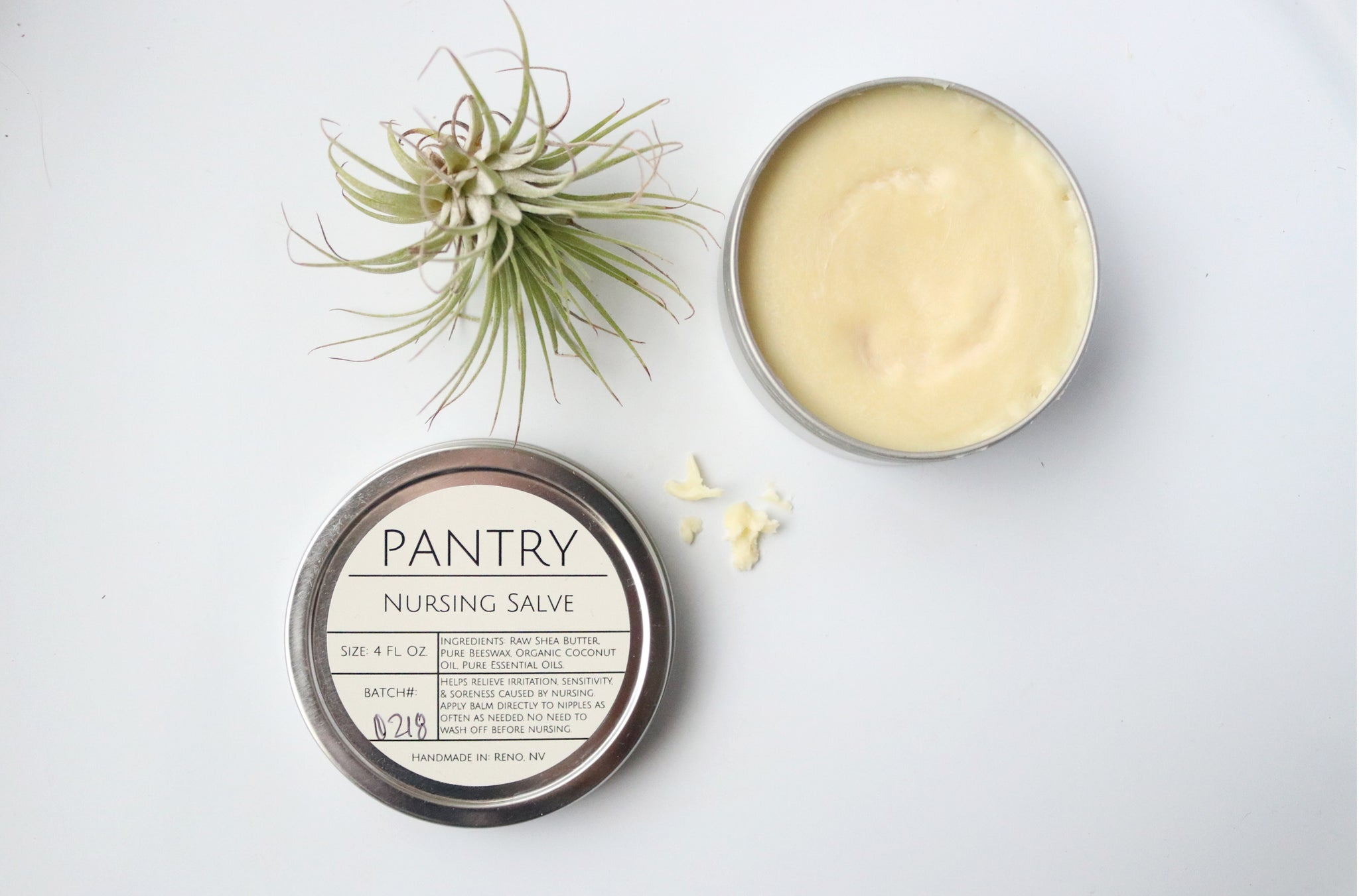 Pantry Nursing Salve
