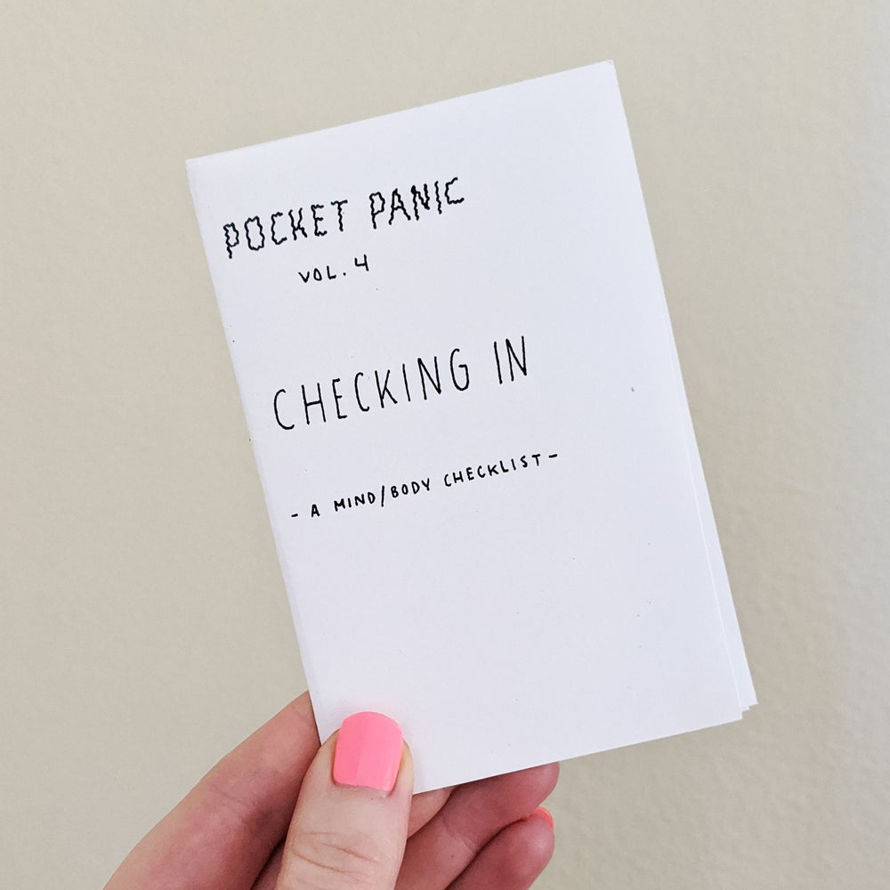 Pocket Panic Vol. 4 Checking in
