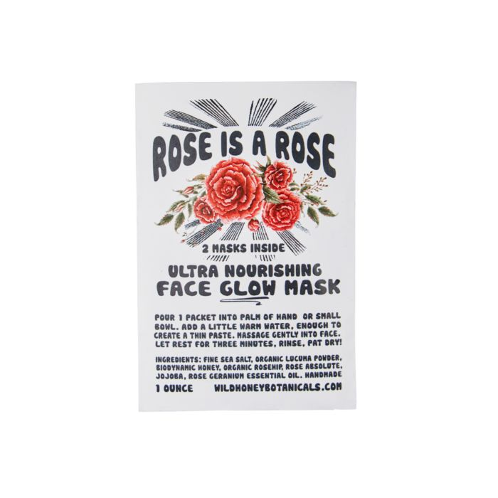Glow Mask, Rose is a Rose
