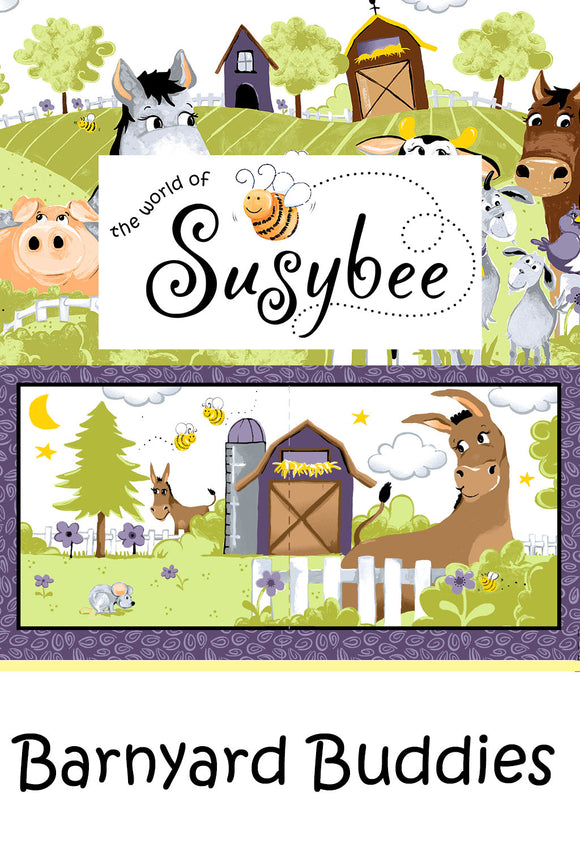 The World of Susybee - Barnyard Buddies