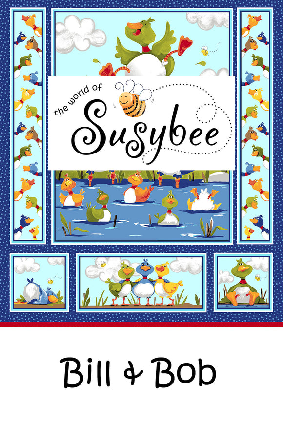 The World of Susybee - Bill & Bob