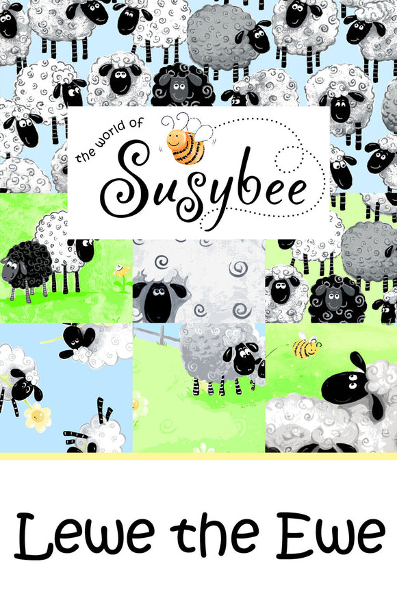 The World of Susybee - Lewe the Ewe