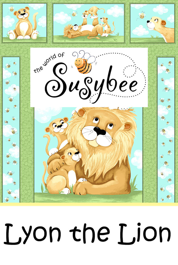 The World of Susybee - Lyon the Lion