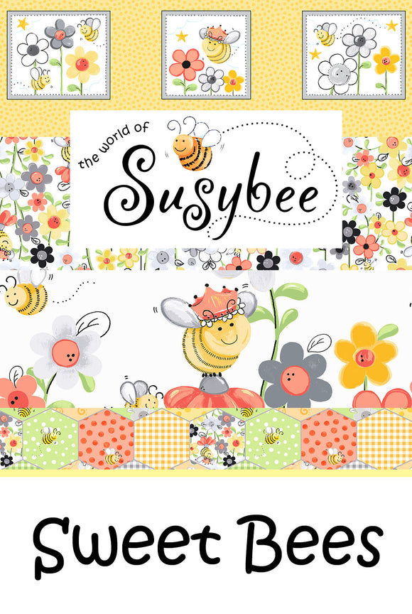 The World of Susybee - Sweet Bees